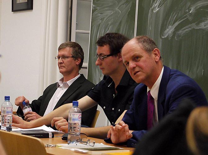 Staats/Kirche!? Laizismus zwischen Recht und Ökonomie in Deutschland