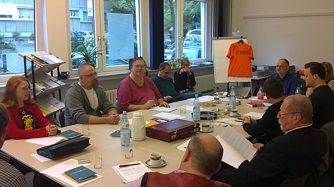 2. Treffen des Gesprächskreis der Laizistischen Sozis in NRW