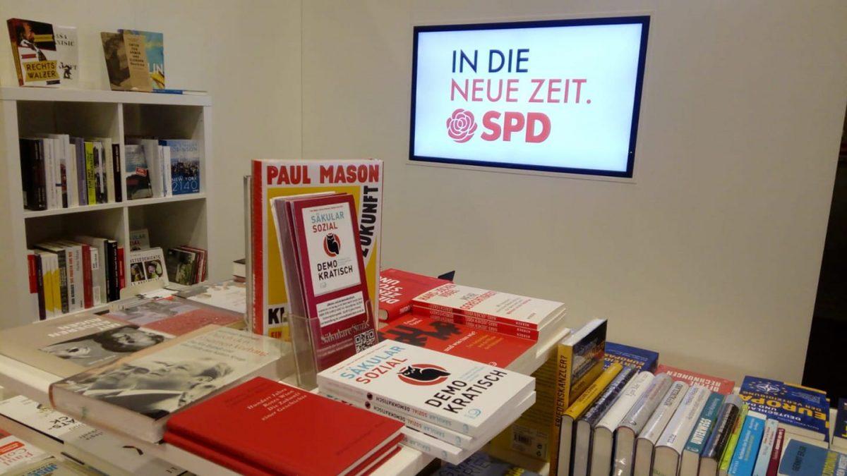 Säkulare in der SPD 2020: Aufbruch in eine neue Zeit?