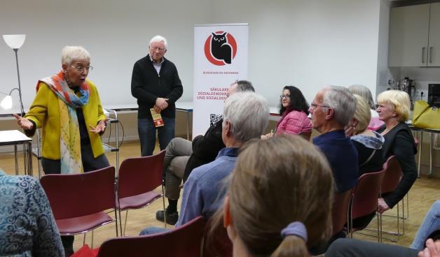 Nachlese: Lale Akgün beim Säkularen Forum in Hamburg